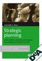 Copertina Strategic Planning