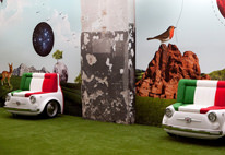 Dvani fiat 500 design collection
