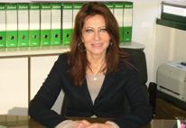 Milène Sicca di Gib Italia Service
