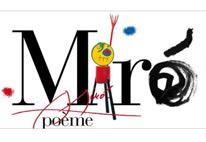 Mostra Poeme di Miro
