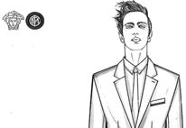 Versace per Inter