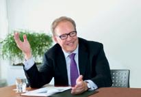 hoejsgaard nuovo presidente Davidoff